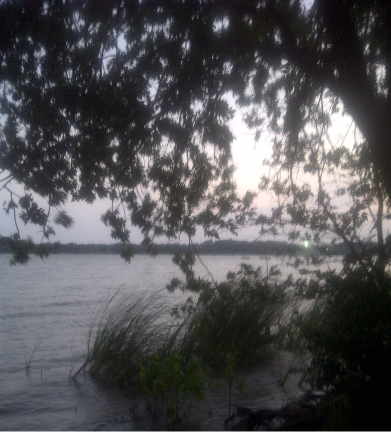 Lake ray hubbard at dark may 2012