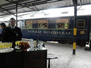 Hiram bingham train small