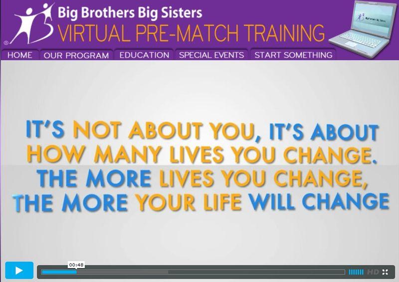 Big brothers big sisters org